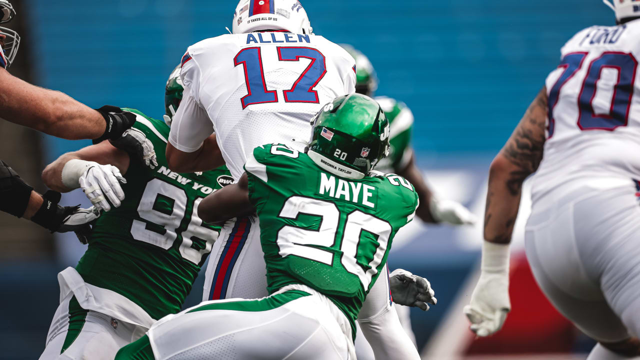 Jets' Marcus Maye: We Need to Come Out Hot