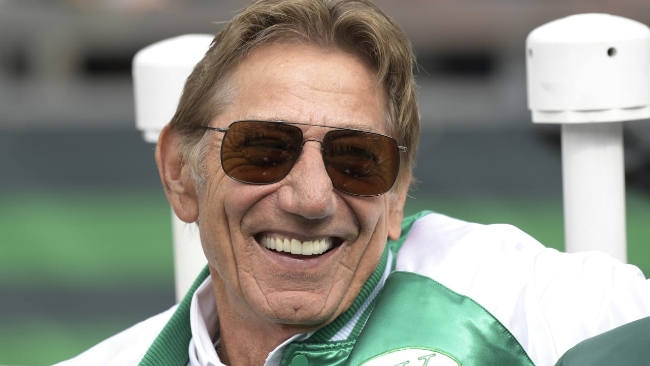 buy online c1862 e2253 Joe Namath: Jets' 2019 Fortunes All About 'Effort & Focus'