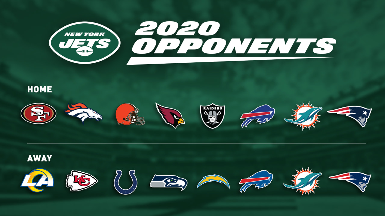 Jets 2020 Schedule Long Road Stiff Challenges Ahead