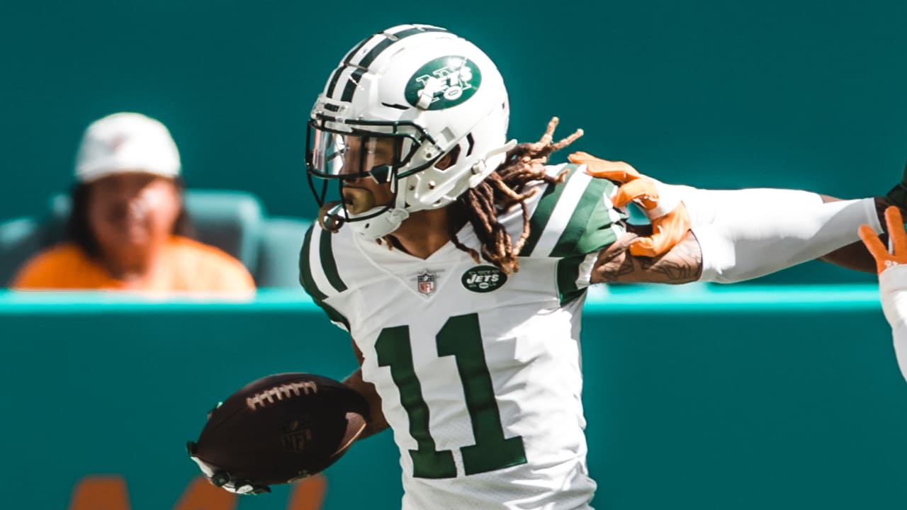 Jets Injury Report Sam Darnold Robby Anderson Spencer