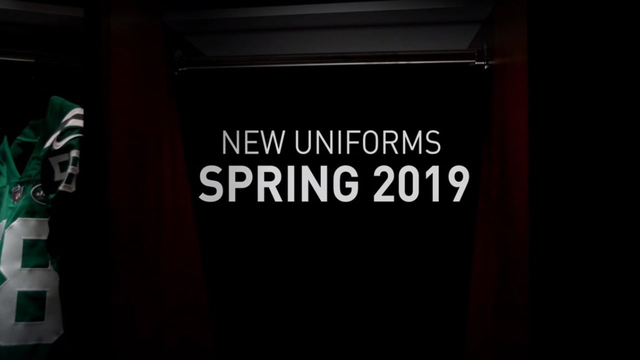 480970bb23d New Jets Uniforms Coming Spring 2019