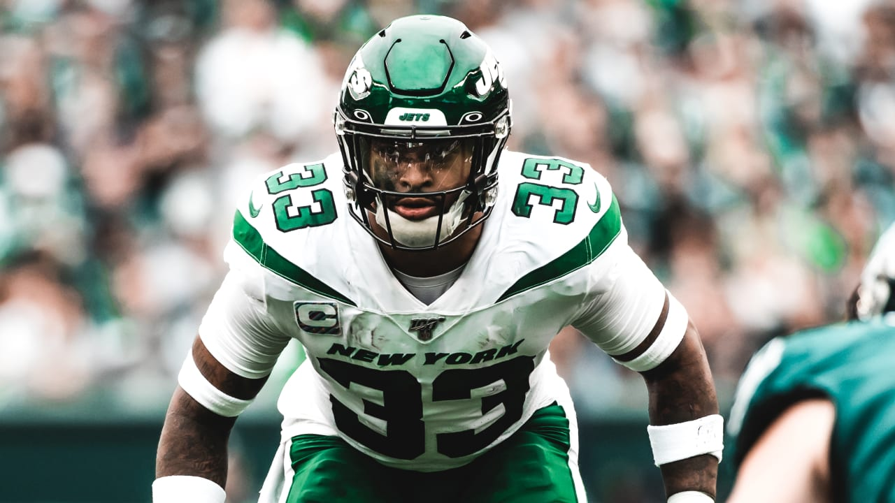Jamal Adams Frustrated Upset Following Jets Loss At Philly