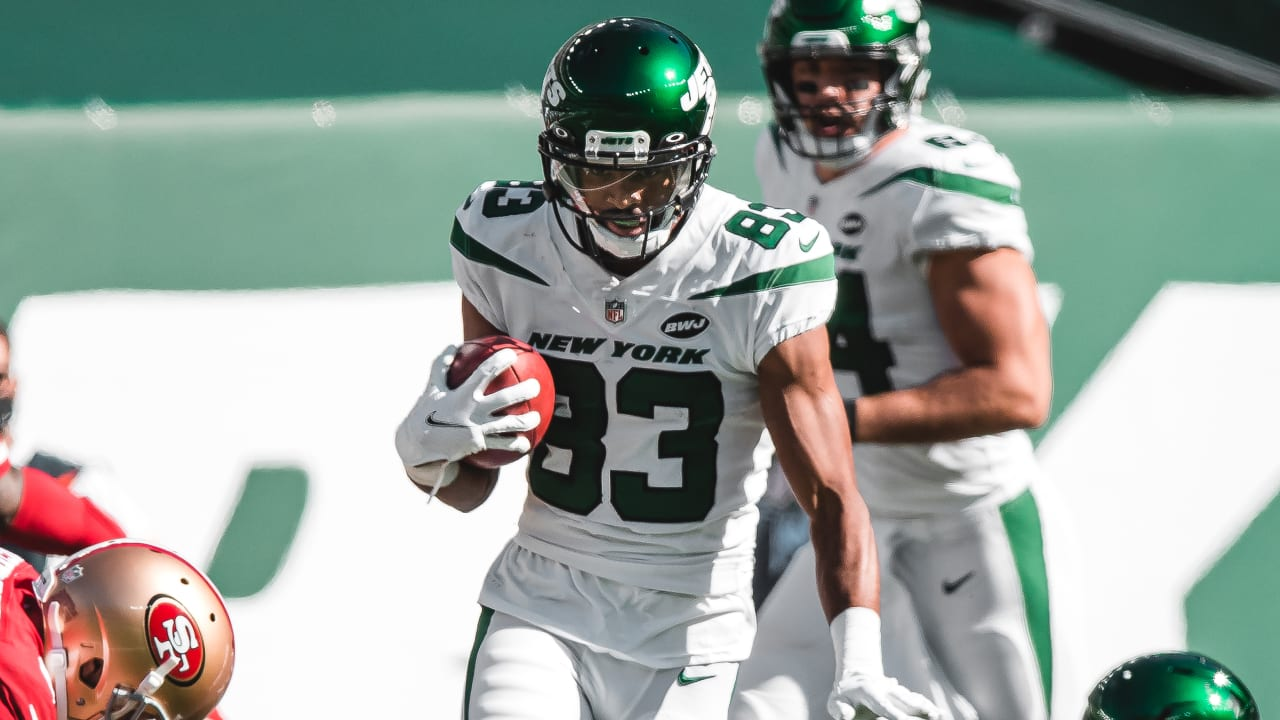 Jets Sign WR Josh Malone to Active Roster, Place CB Arthur Maulet ...