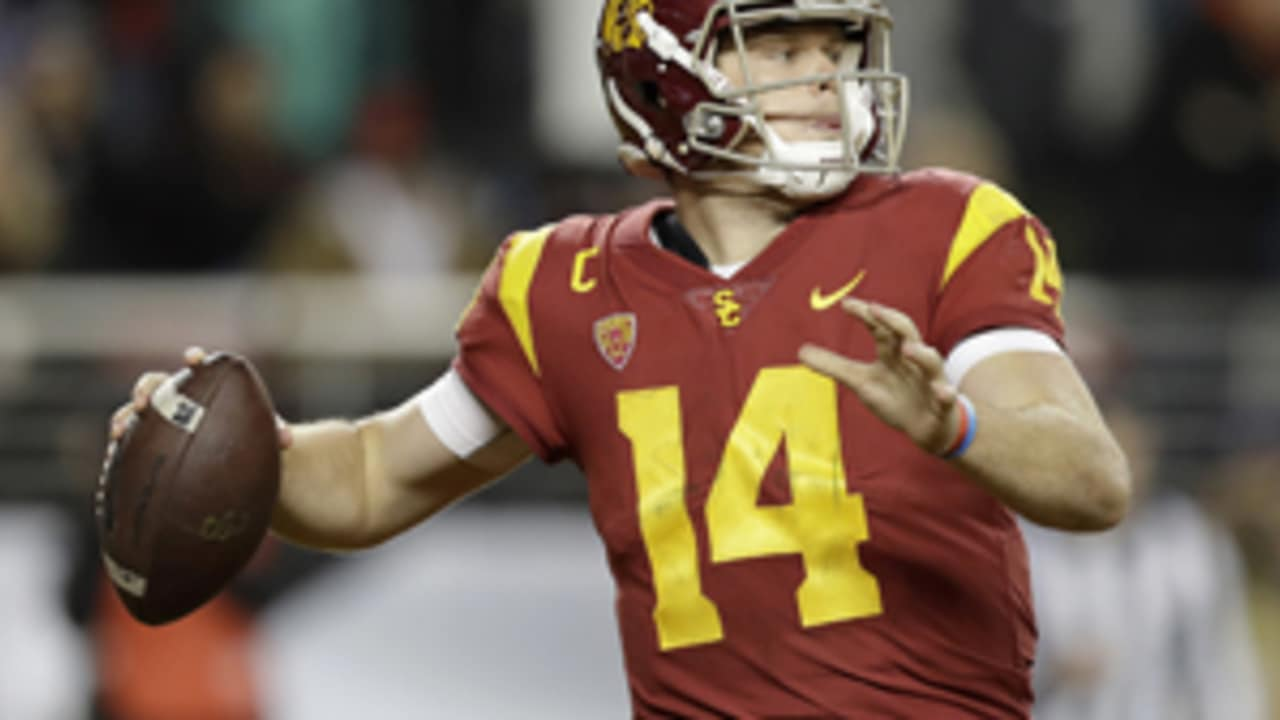 902d57ffeb6 Sam Darnold: The Future Is Now