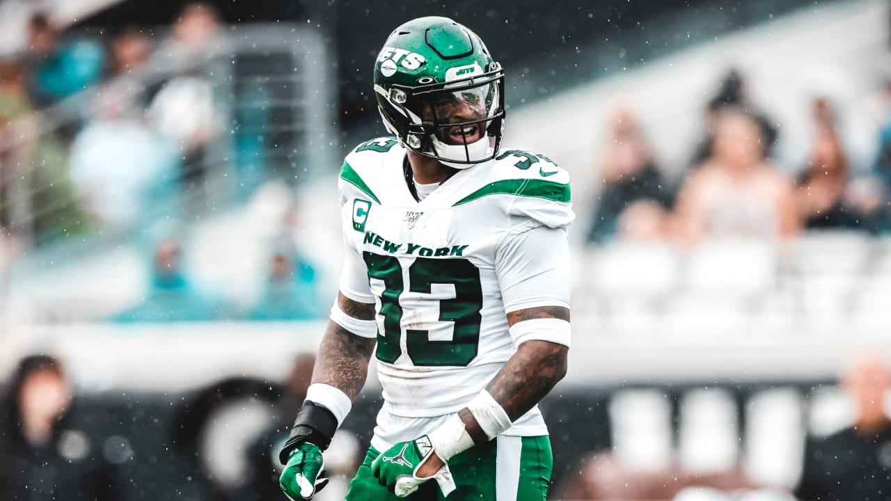 Jets Safety Jamal Adams I Don T Run From Any Adversity
