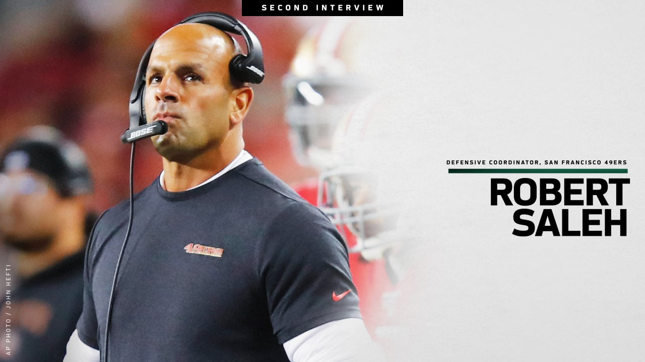 New York Jets Coaching Search: Robert Saleh Second Round Interview Completed