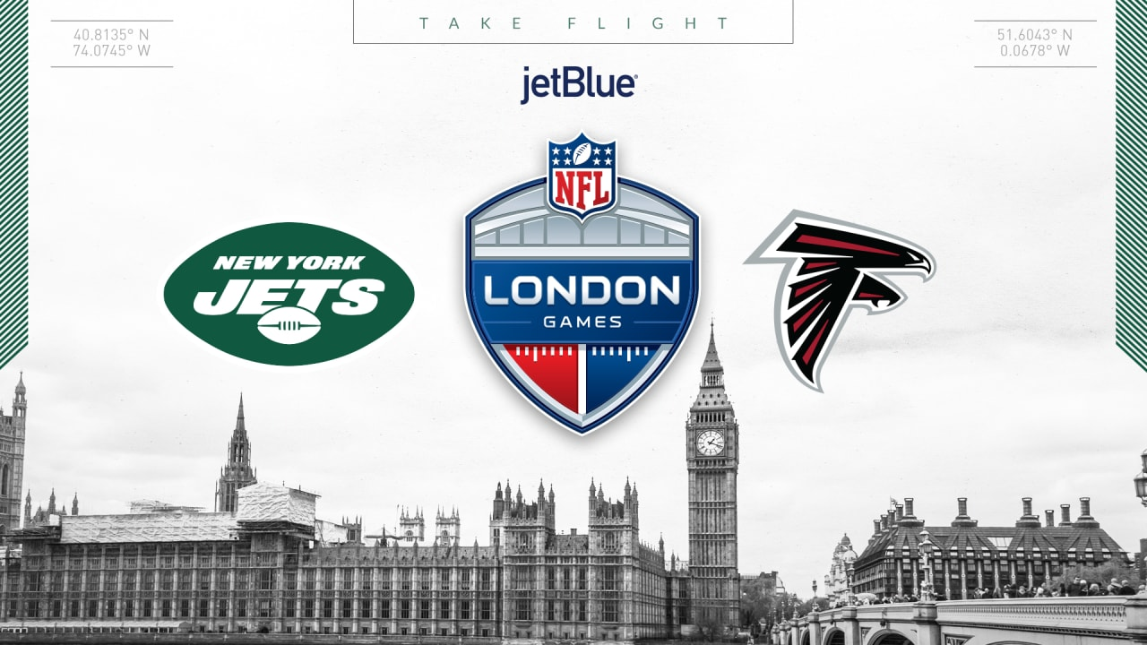 Jets at Falcons in London at Tottenham Hotspur Stadium on October 10, 2021: Matchup Information & More