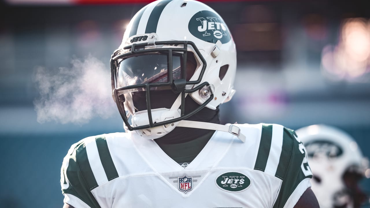 the latest 3ac7c 67d6b Jets Release Veteran RB Isaiah Crowell