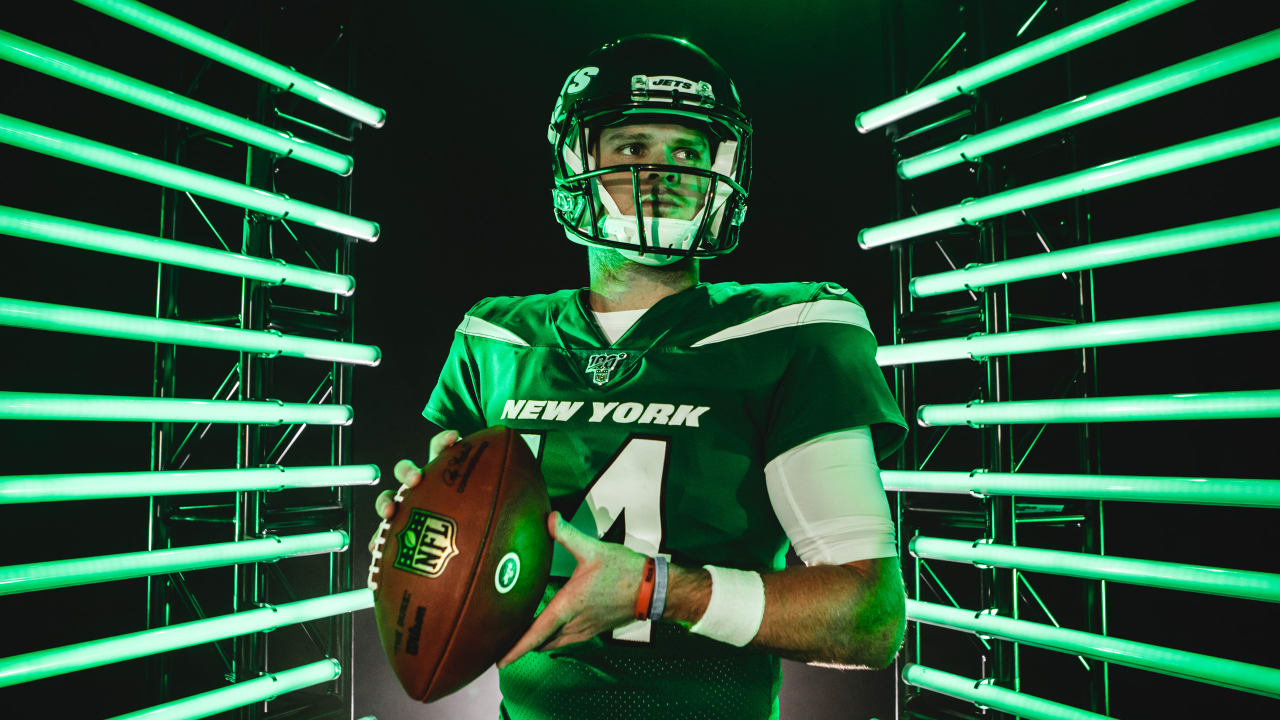 What Is The Next Step For Jets Qb Sam Darnold Entering Year 2