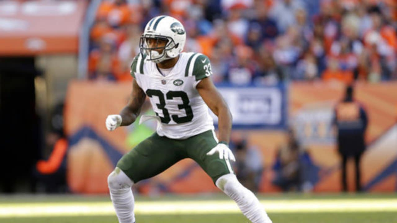 best service c54f8 a81ff New York Jets safety Terrence Brooks: Jamal Adams is a ...