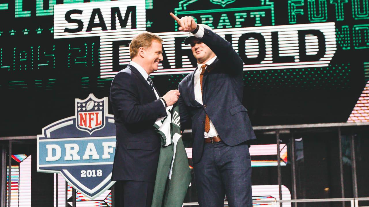 Looking Back At Jets Trade Last Year To Draft Sam Darnold