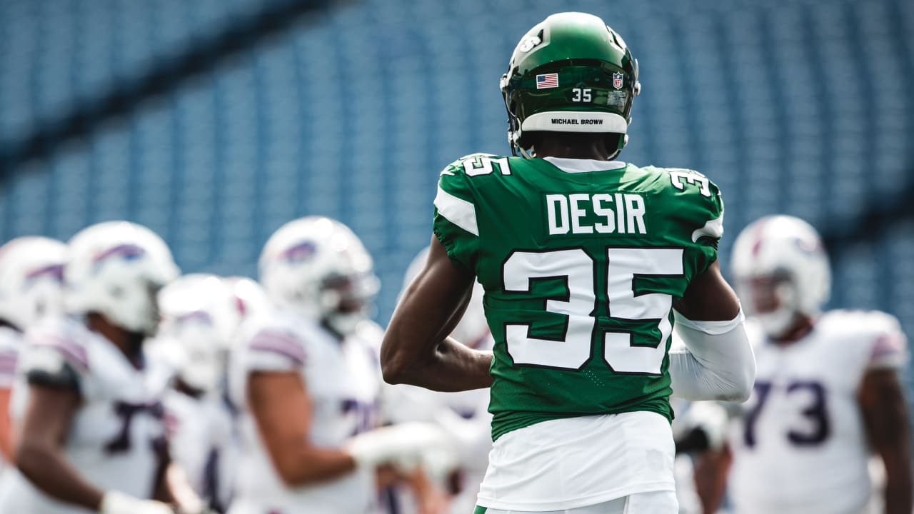 Jets CB Pierre Desir After Benching Against Buffalo: 'No Excuses'