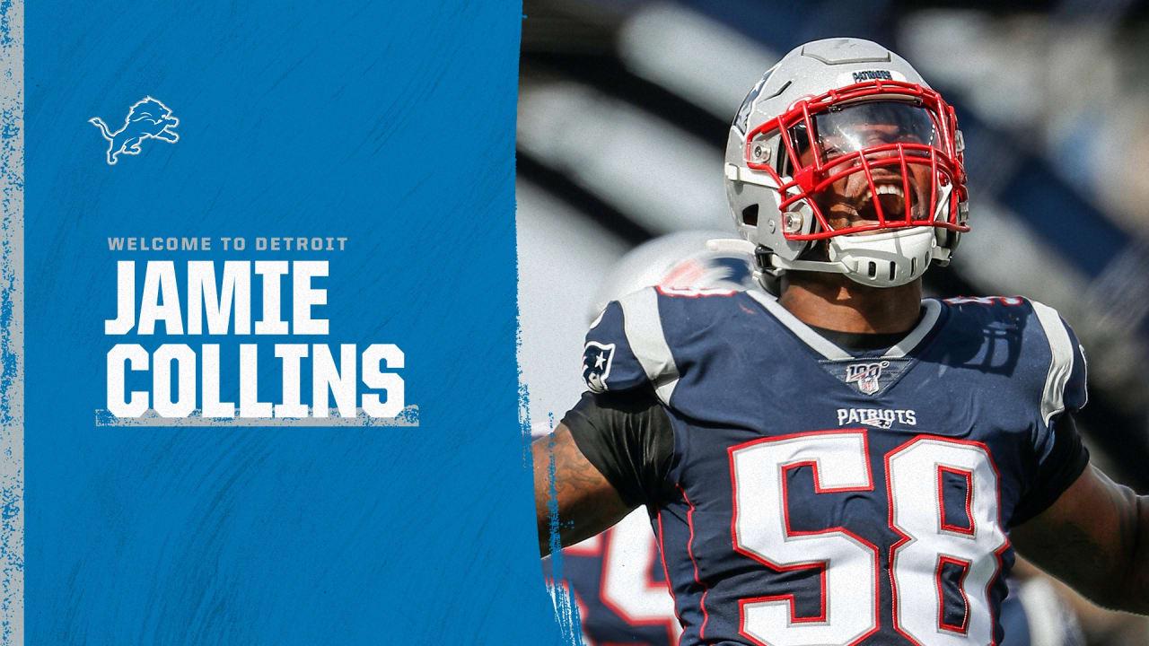 Jamie Collins Sr. Highlights