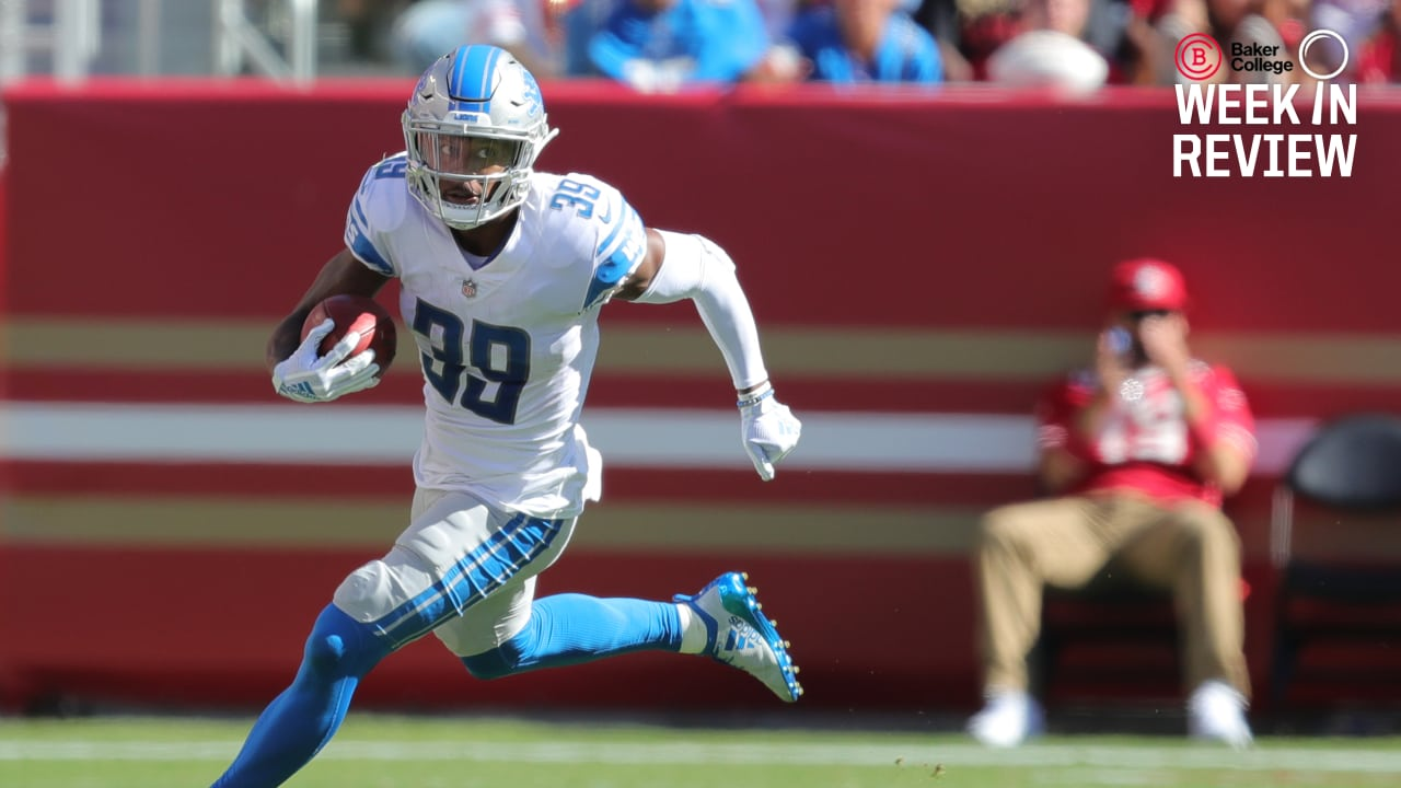WEEK IN REVIEW  Lions send two players to IR 015f7484b