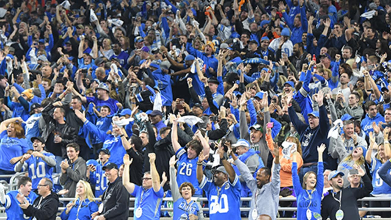 THE DAILY DRIVE  Thanksgiving game is special to Lions and opponents 574138efc