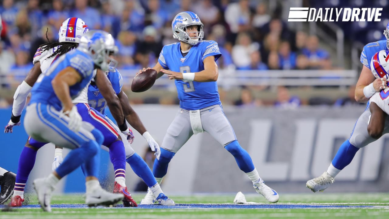 THE DAILY DRIVE: Lions film study: Examining Stafford in
