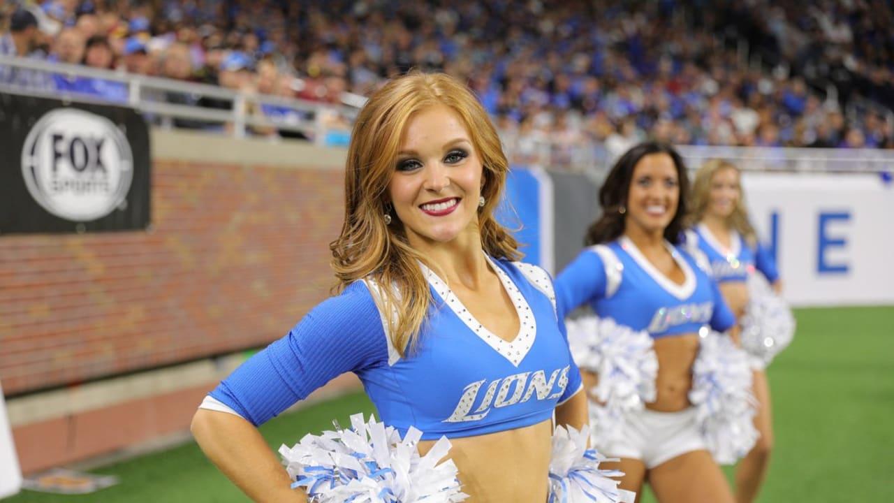 Detroit Lions Cheerleaders Stacey