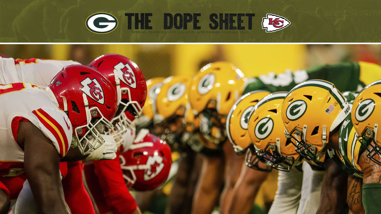 Packers Take On The Chiefs In Primetime