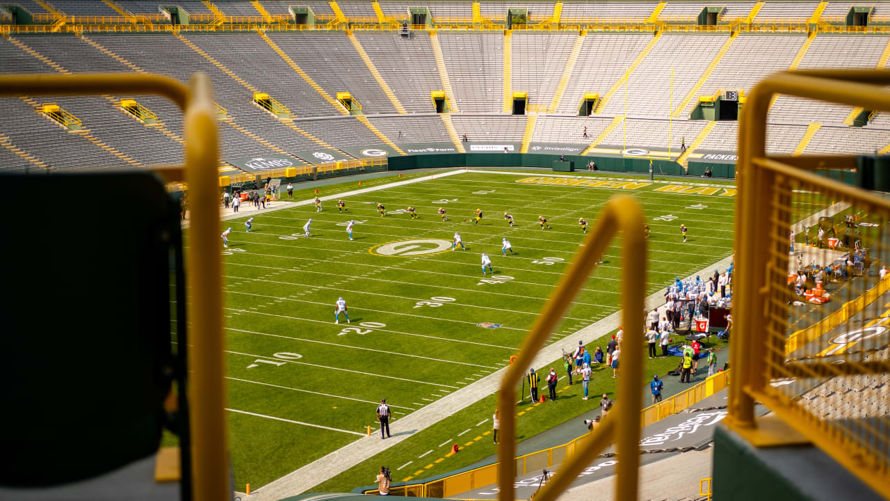 Lambeau Field To Evaluate Covid 19 Protocols At Packers Bears Game With Family Of Packers Employees