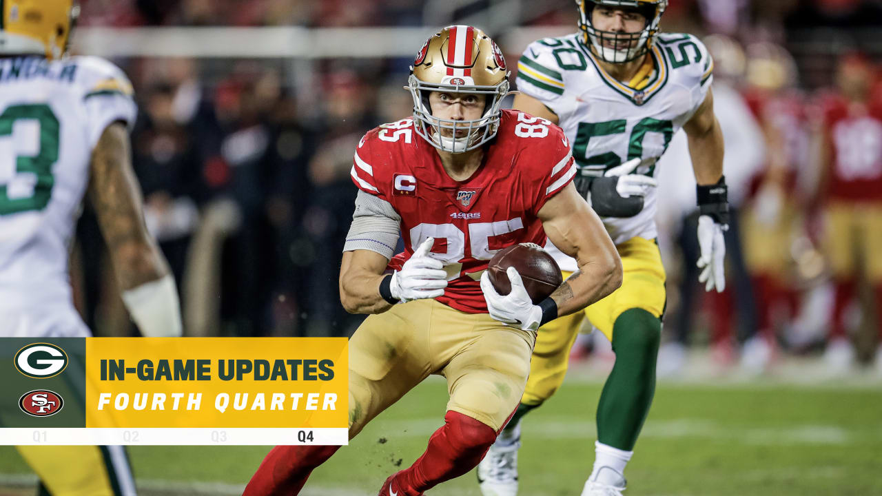 49ers Dominate Packers 37 8
