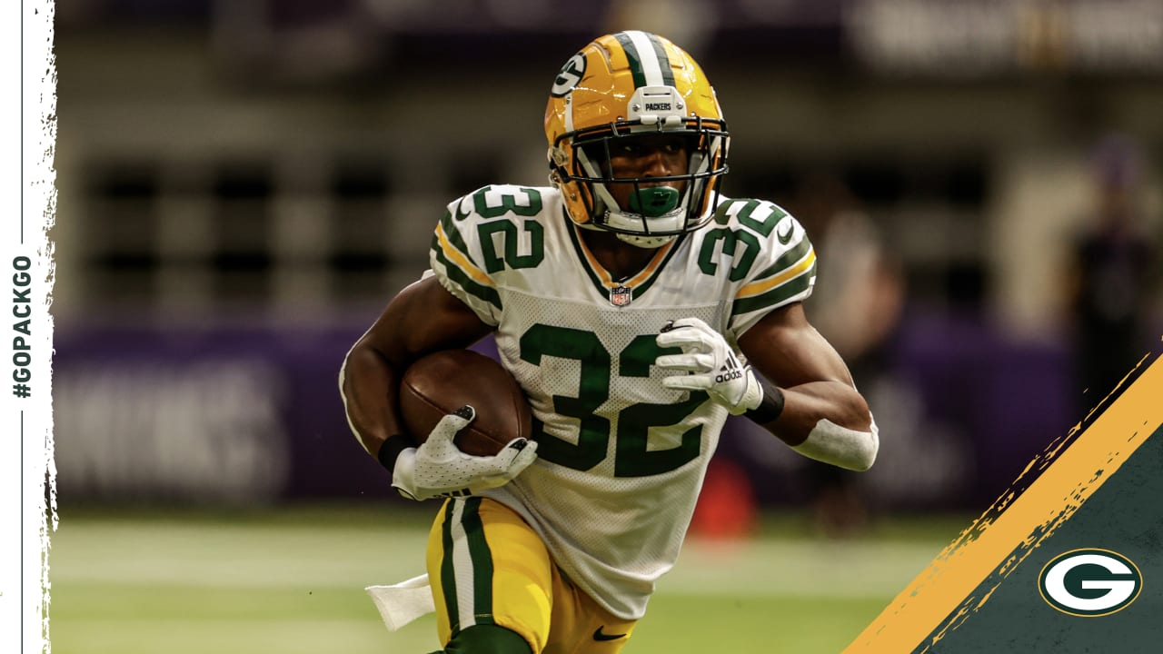 Packers excited to unlock Tyler Ervin's full potential