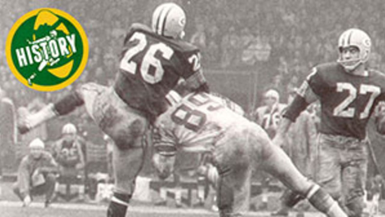 7843c728a Lombardi put end to Packers' annual Thanksgiving clash with Detroit