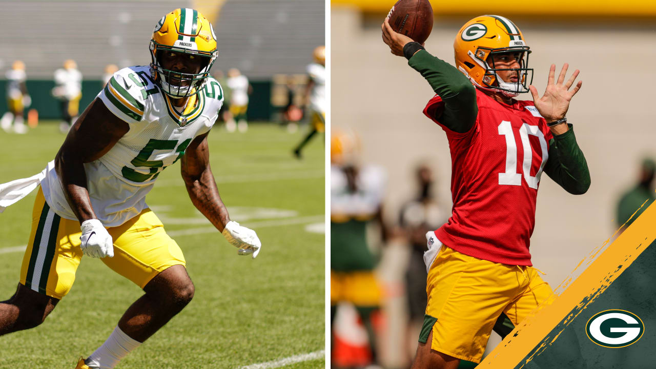 Packers Place Two Players On Reserve Covid 19 List
