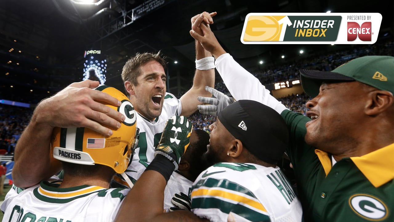 Packers Head For Super Bowl In Blur Of >> Inbox He Ll Always Find A Way