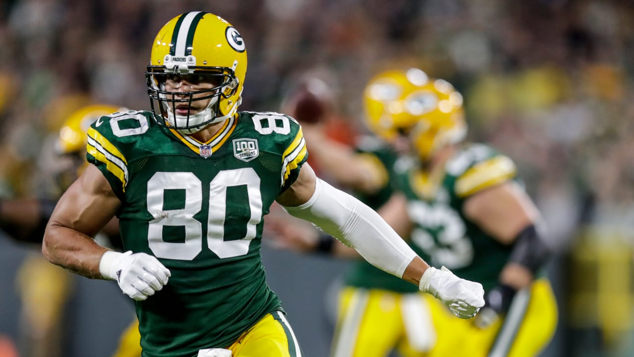Tight end will have role to play in Packers' offensive multiplicity