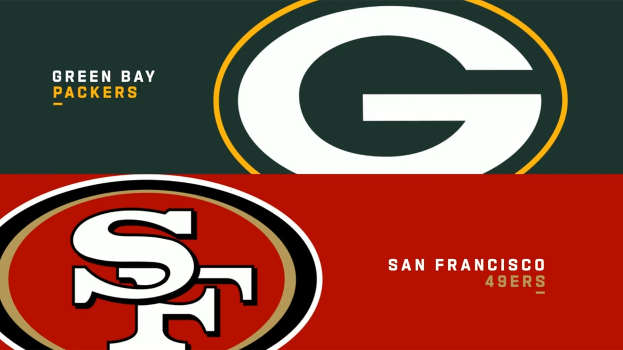 Packers At 49ers Game Highlights Week 12