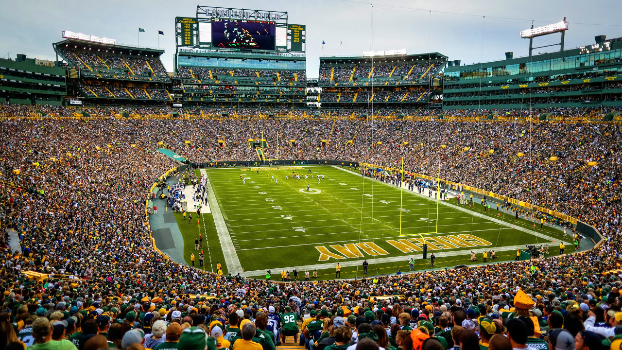 Packers Live