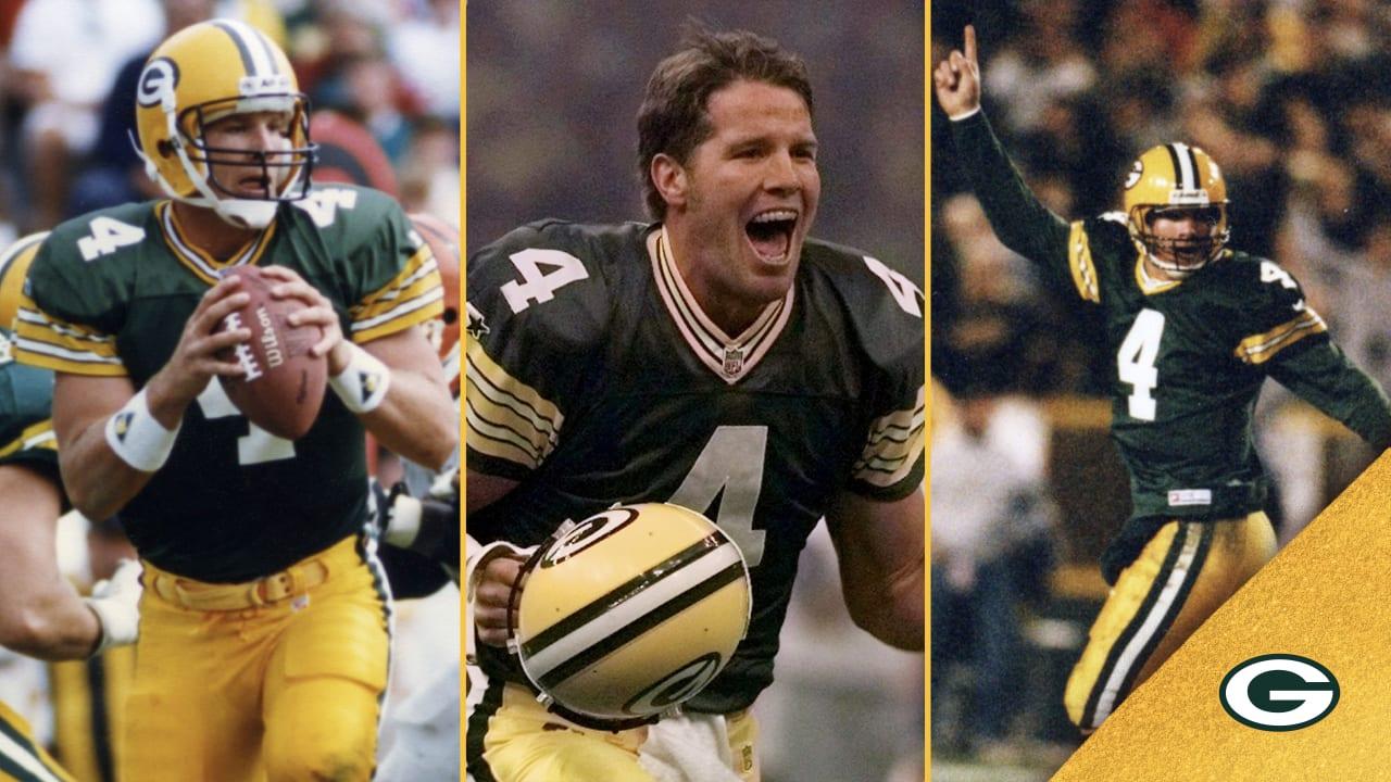 Choosing the MVP of MVPs: Which was Brett Favre's best season?