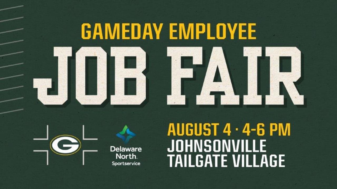 Packers seeking employees at job fair August 4