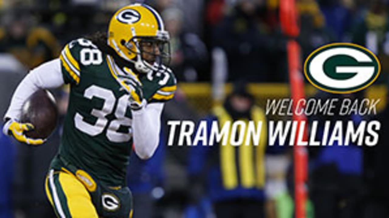 buy online 312bc 0a810 Five things to know about Tramon Williams