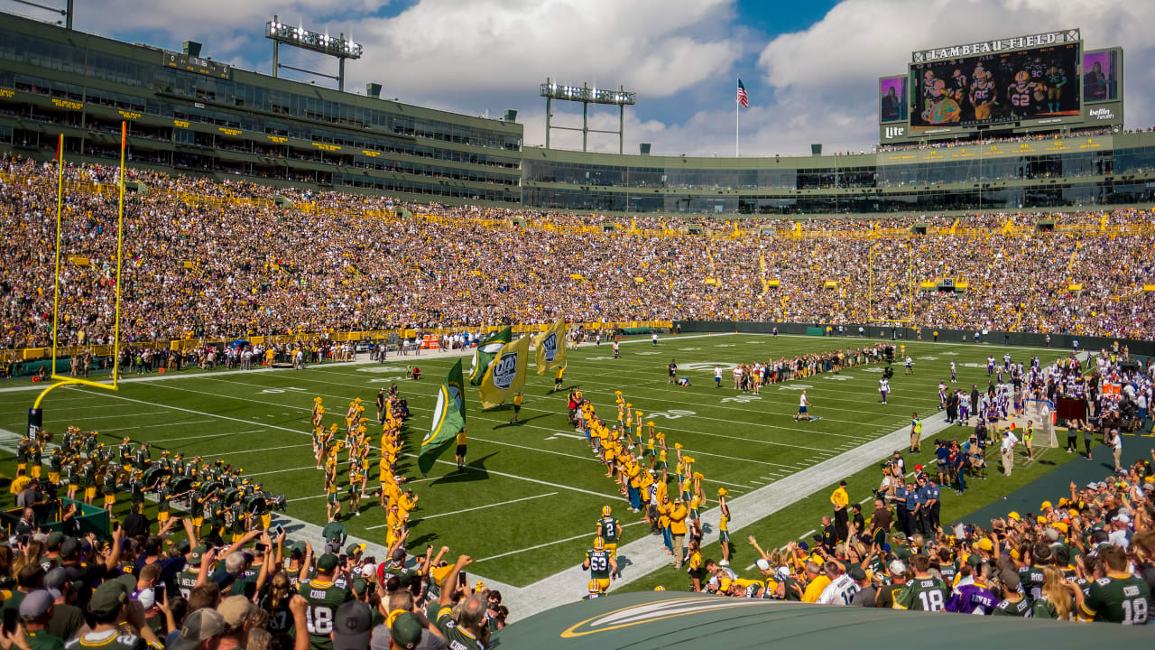 661ead17 Packers set ticket prices for 2019 season