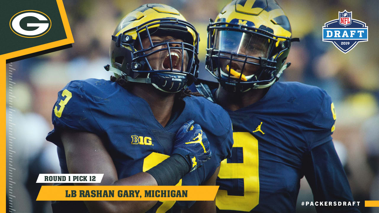 innovative design 9cf5c 3d8c9 Pick profile: Much more than stats to Rashan Gary's game