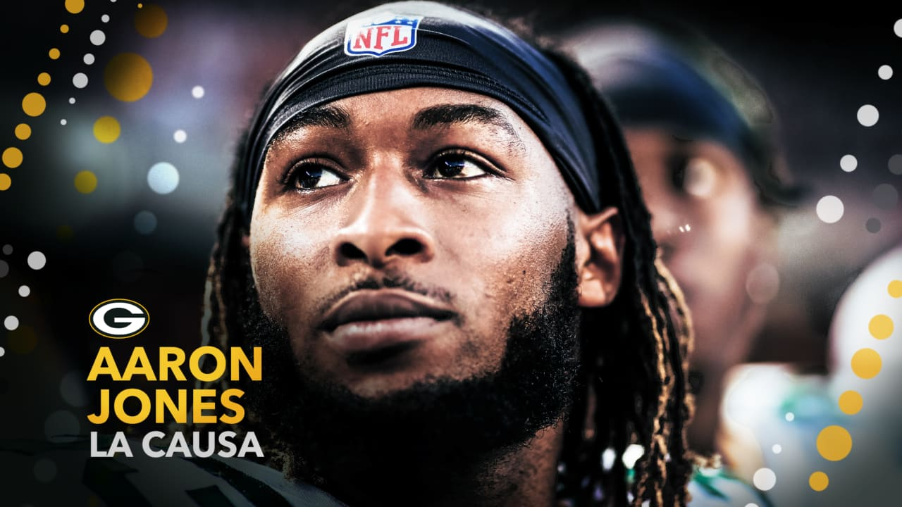 How Does Aaron Jones Prepare For The Grind Of The Nfl Season He Trains Back Home In El Paso Kvia