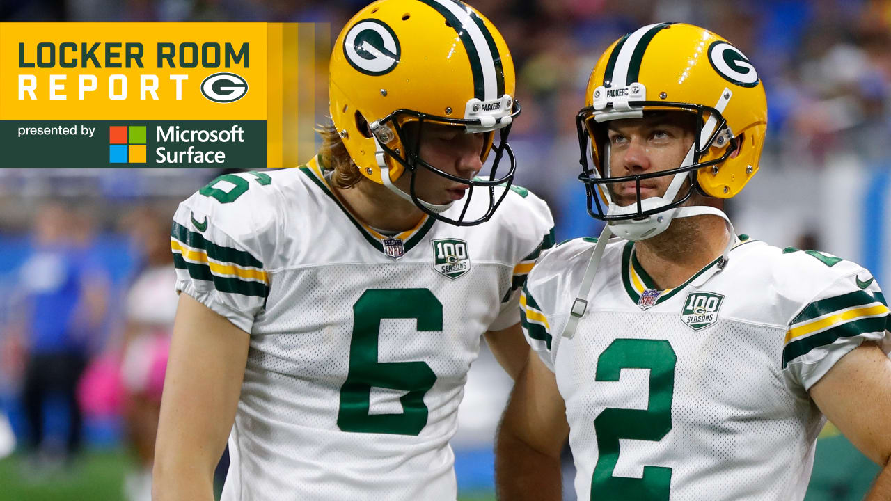 sale retailer 114c8 71a1a Trying game doesn't shake Packers' faith in Mason Crosby