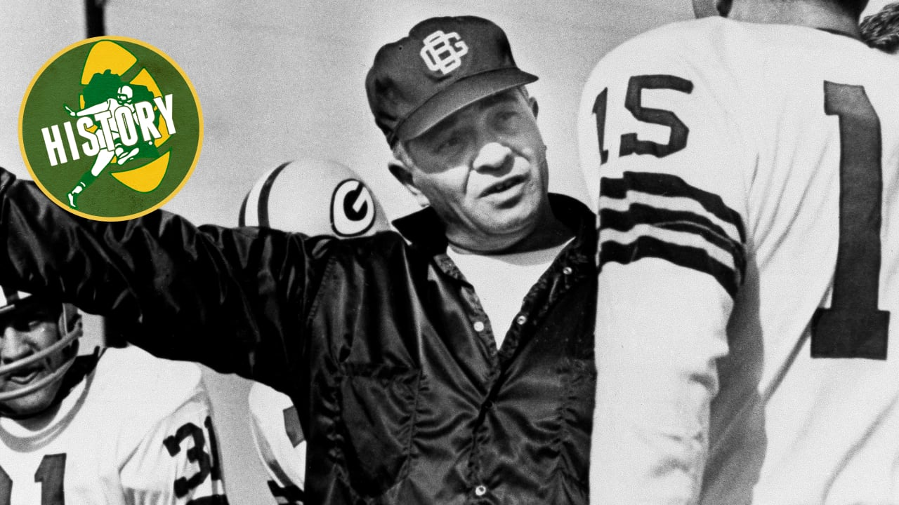 Yes, Vince Lombardi blew a fuse in San Francisco