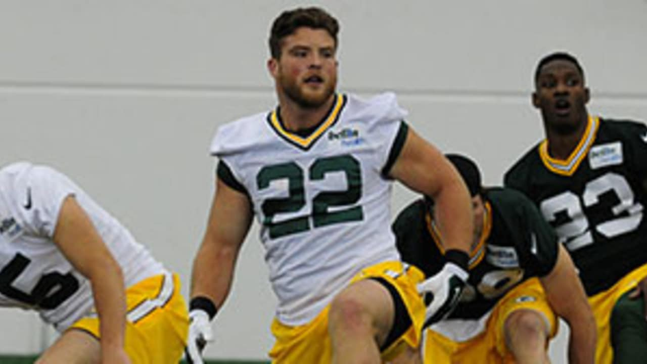 Aaron Ripkowski had 'heart set on' Green Bay