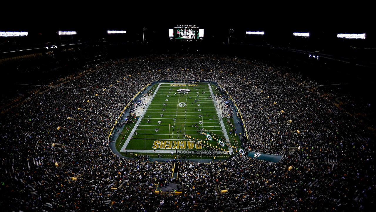 Giveaway Schedule Magnet Lambeau Field 2019 Green Bay Packers
