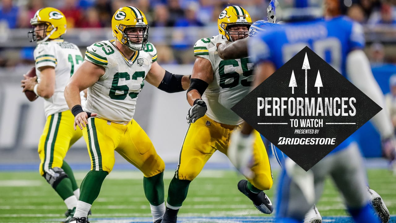 Packers vs. Rams: Performances to watch