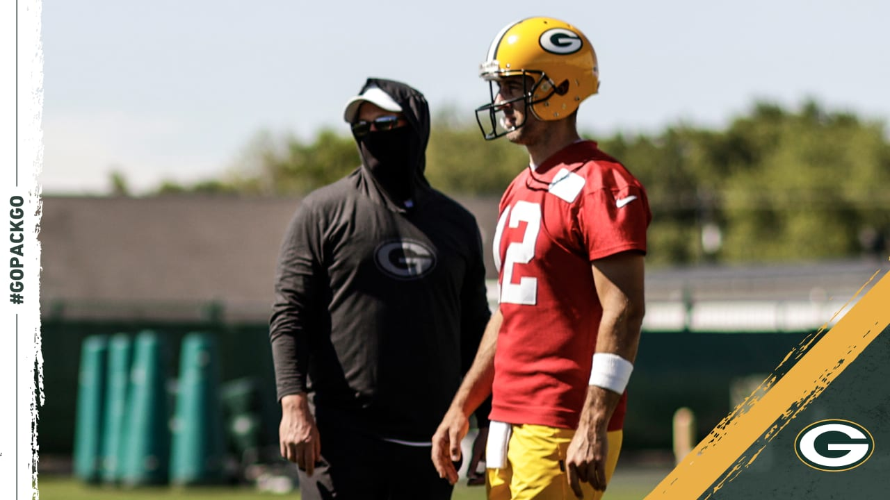 Behind the scenes, Nathaniel Hackett has been integral part of Packers' offensive success