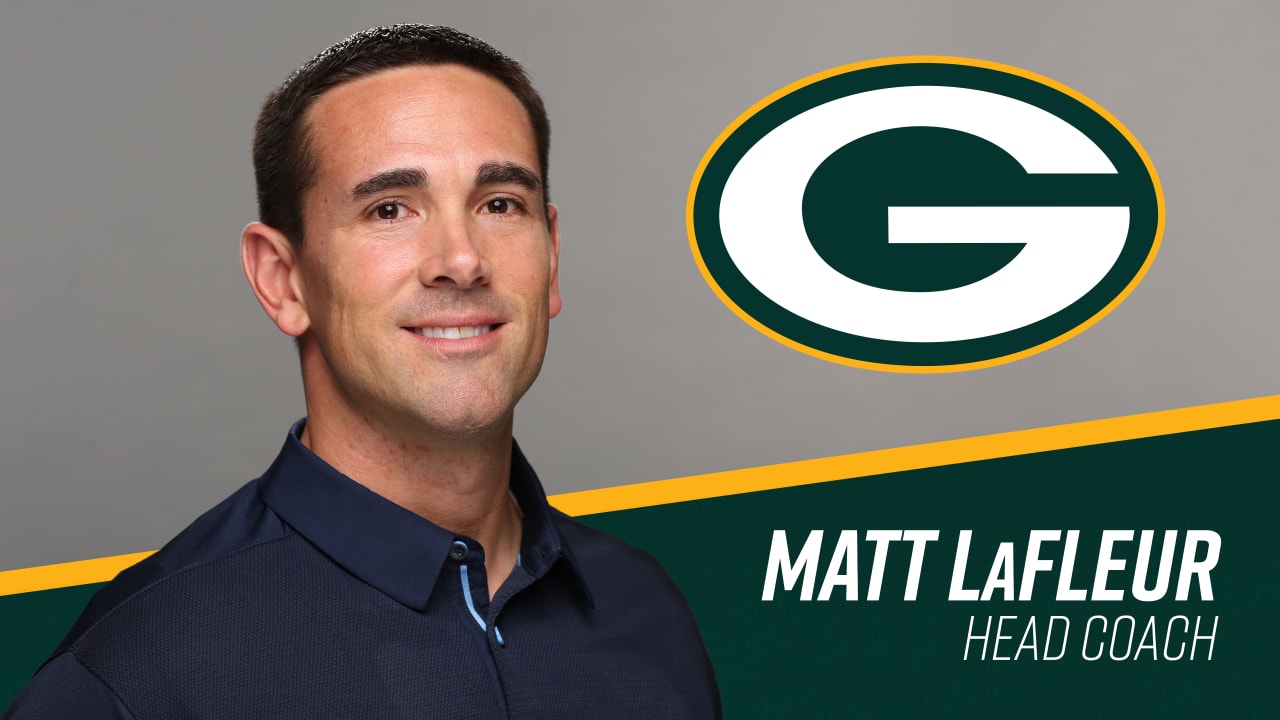a7e9a4390 Matt LaFleur named Green Bay s 15th head coach