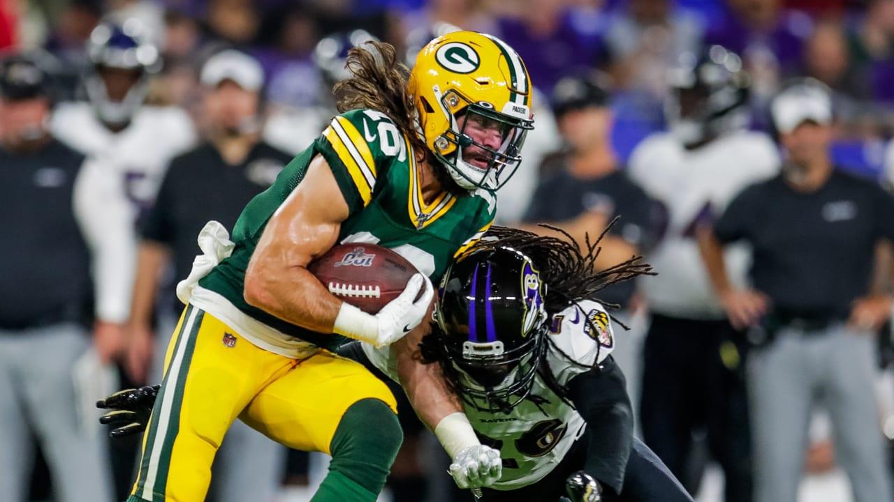 2872077d Packers vs. Ravens game highlights | Preseason Week 2