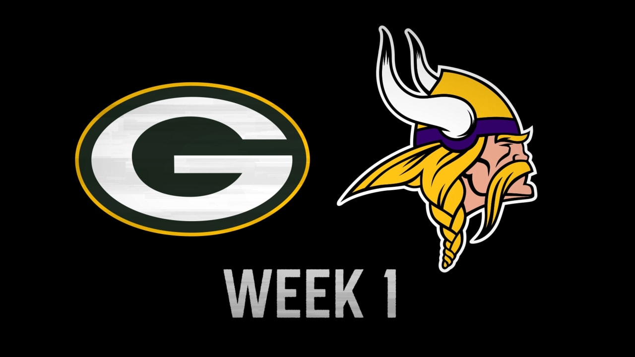 Packers At Vikings On Sept 13 2020
