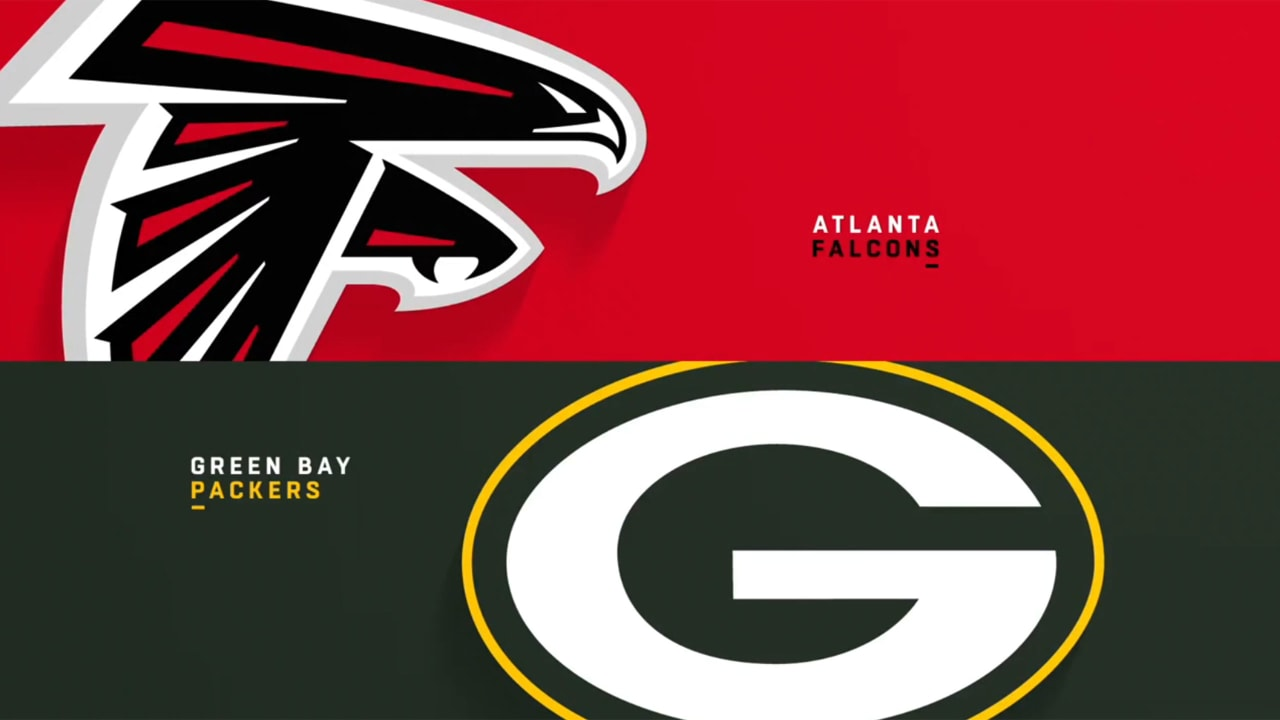 Packers Vs Falcons Game Highlights Week 14
