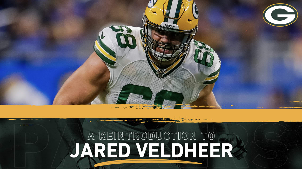 5 things to know about T Jared Veldheer