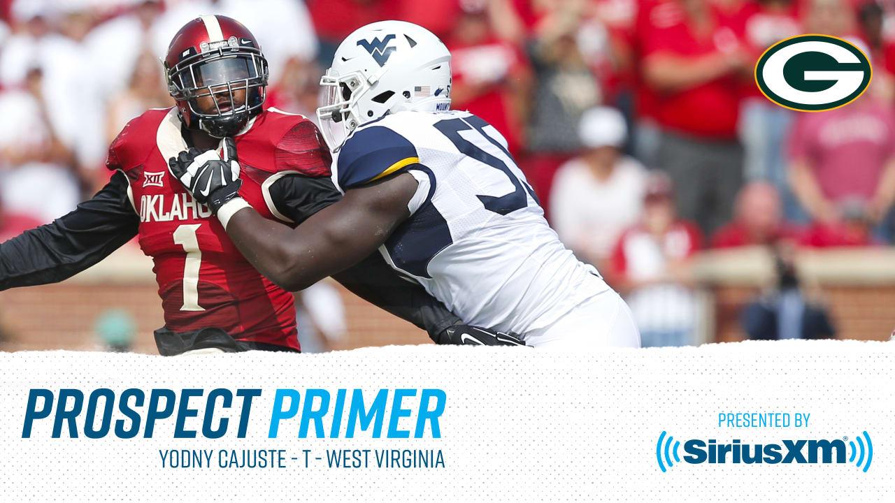 Prospect Primer: OL Yodny Cajuste