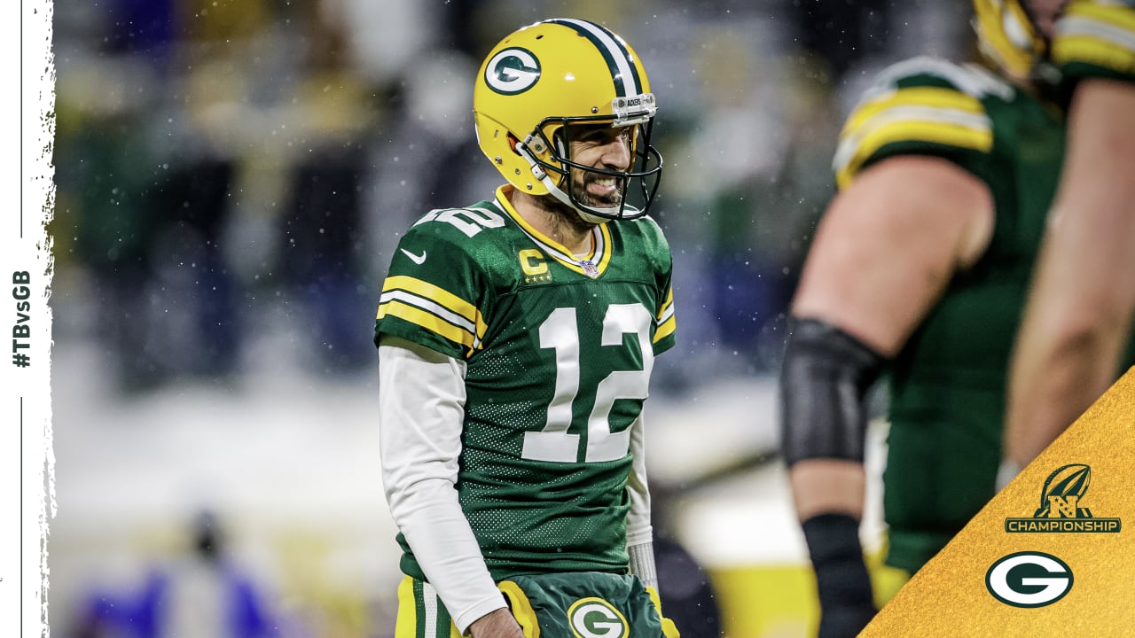 Packers QB Aaron Rodgers is keeping team's 'eye on the prize'